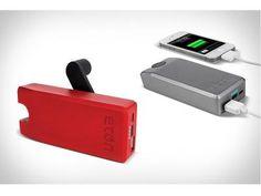 @elektrozine : Nooit meer een lege smartphone-batterij dankzij #Eton