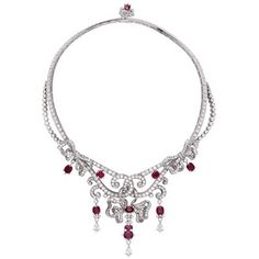 Van Cleef & Arpels unveils high jewellery Bals de Légende | The Jewellery Editor