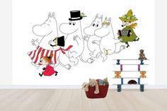 Moomin - The Moomins - Photowall - Photowall