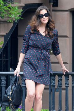 LIV TYLER!!! Always my #1 fashion idol!! Her style is easy, breezy, and chic-even in jeans and Converses! <3 LIV