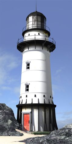 Photography: 10 Tips For Taking Pictures Like A Professional Light House It would be neat to live in one. Or just to visit for e night. Lighthouse Pictures, Usa Tumblr, Beacon Of Light, Water Tower, Am Meer, Taking Pictures, Belle Photo, Mail Art, Scenery