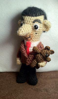Mr. Bean & Teddy | Flickr - Photo Sharing!