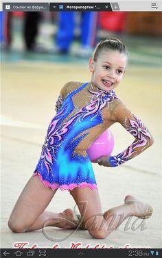 Gallery.ru / Фото #68 - костюмы для художественной гимнастики 3 - dusya7