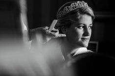 Celia looked so beautiful in this very special family tiara it was a wonderful moment to photograph but also a very emotional one. . .  It was such an honour to photograph this wedding and to be surrounded by such a warm and loving group of Celia and George's family and friends throughout the day.