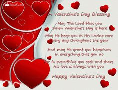 A Valentine's Day Blessing