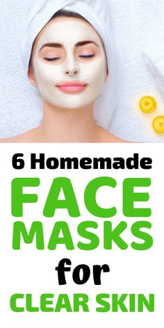 6 Homemade Face Masks to Eliminate Skin Impurities Facial masks are a great tool to maintain good looks and eliminate impurities from the skin Here are some options for p. Homemade Facial Mask, Homemade Facials, Homemade Skin Care, Homemade Beauty, Beauty Tips For Skin, Skin Care Tips, Beauty Hacks, Diy Beauty, Healthy Beauty