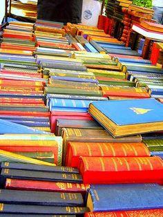 excessive bookshelf