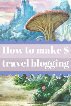 """I have been meaning to write a post about how to make money from travel blogging for a while. Other than """"what do you do all day"""" (asked with a tone of """"I bet nothing"""") and questions about coming to Goa, another question I get asked from soon to be bloggers or readers, is how do you make money from travel blogging? how do you get paid to travel? and how can I make money traveling?"""