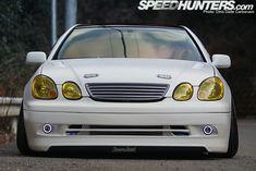 SUPER MADE JZS161 Toyota Aristo / Lexus GS300 - (via @SPEEDHUNTERS )