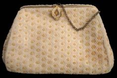 Vintage Evening Bag French Beaded Purse B Altman Et Fils Beauty 1930s | eBay