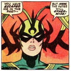Hela in The Mighty Thor 189 by John Buscema The Best Comic Book Panels