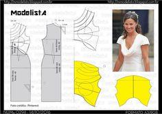 ModelistA: A3 NUMo 0294 DRESS