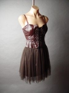 """""""Steampunk Medieval Warrior Tulle Dress."""" Oh my gosh, yes...I will do this for my anime costume, with my own twists."""