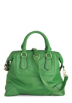 The All-Star Bag,  You've Got to be seen in green!!!  #Wear2Work   #Career