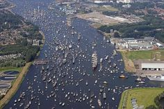 SAIL Amsterdam, Biggest Attractions in Holland