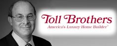 FREDERICK N. COOPER Senior Vice President Finance, Toll Brothers