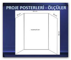 Bilim Fuarı Afişi Posteri Hazırlama
