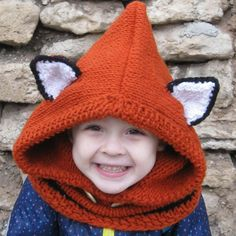 Toys, Kids & Baby - New & Trendy - Inspire Uplift Pet Raccoon, Pet Fox, Knitted Hats, Crochet Hats, Fox Hat, Ponytail Beanie, Knit Boots, Scarf Design, Animals For Kids