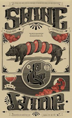 Swine & Wine by Brandon Ancone
