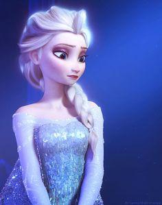 not gonna lie, Elsa's hair......AMAZING! love it.