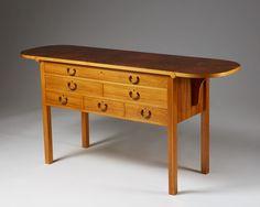 Chest of drawers model number 1148 designed by Josef Frank for Svenskt Tenn, — Modernity