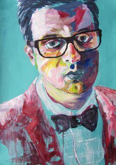 portrait of Mayer Hawthorne (credit unknown)