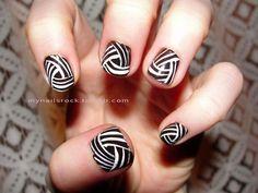 weaved pattern