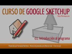 Curso de Google SketchUp