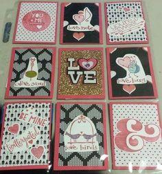 Valentine's Day Pocket Letter Created by Christina Ellis