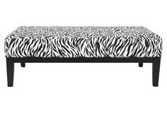 Can't make it to Africa.  I may have to settle for a zebra ottoman.