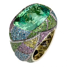 Kaleidoscope Ring by Fabergé