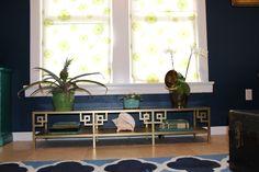 Overlays Greek Key Corners Ikea coffee table with overlays corner embelishments- http://www.myoverlays.com/