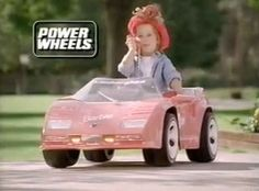 And, the ultimate: Power. Wheels. Barbie. Car. | 55 Toys And Games That Will Make '90s Girls Super Nostalgic  I so wanted one of these.