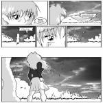 The following are a selection of pages from my Magical Girl comic 'Bata Neart'. Set in a coastal Irish town, Ashling a normal teenager, has her life stolen from her when an ancient Celtic weapon finds her. She now fights to regain her old life, and to hold onto her sanity. I hope you enjoy and if you have any questions, please feel free to ask