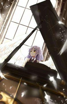 Tachibana Kanade | Angel Beats! #Anime