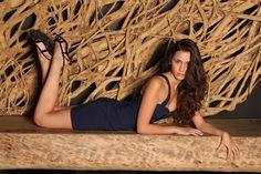 O fotógrafo Daniel Mergulhão, especialista em produção de moda e publicidade, fotografa a modelo Diana dos Santos no Hotel Fontana Parck em Lisboa, para campanha de imagem da modelo.