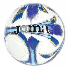 Minge fotbal Joma Dali Blue Soccer Ball, Audi, Unisex, Sports, Panel, Blue, Products, Navy Blue, White People