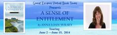 Shelley's Book Case: A Sense of Entitlement by Anna Loan-Wilsey Blog To...