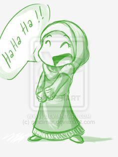 The 81 Best Muslim Couple Anime Cartoon Images On Pinterest