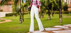 Calça flare: como combinar e onde comprar. ~ Belle Marques http://www.bellemarques.com/