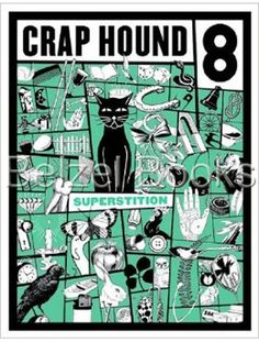 CRAP HOUND 8 Superstition
