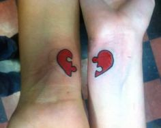Heart Puzzle Piece Tattoos | Pin Jigsaw Pieces Heart Vector Thumb7644238jpg on Pinterest