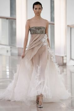 The Best Bridal Inspiration From Couture Week  - ELLE.com