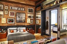 Morar no Rio deve ser uma delícia, se for num apartamento desses, então… mas calma, que se trata apenas de um espaço concebido pelo arquiteto Luiz Fernando Grabowsky para a Casa Cor. A ideia …