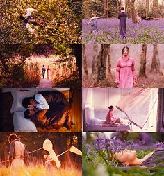Jane Campion's BRIGHT STAR is one of my favourite films. For anyone else who fancies John Keats as their 19th-century dream man, this is your film.
