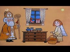 Vianočné rozprávanie - Prišiel svätý Mikuláš - YouTube