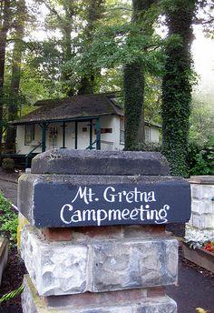 Mount Gretna Campmeeting