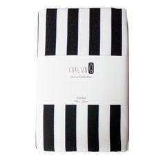 CarlijnQ Home | Blanket - Stripe