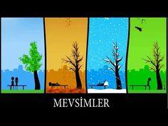 #Mevsimler  #hayatbilgisi #sosyalbilgiler Science, Songs, World, Videos, Youtube, The World, Science Comics, Song Books, Youtubers