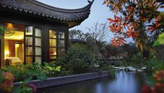 Four Seasons Resort in Hangzhou...